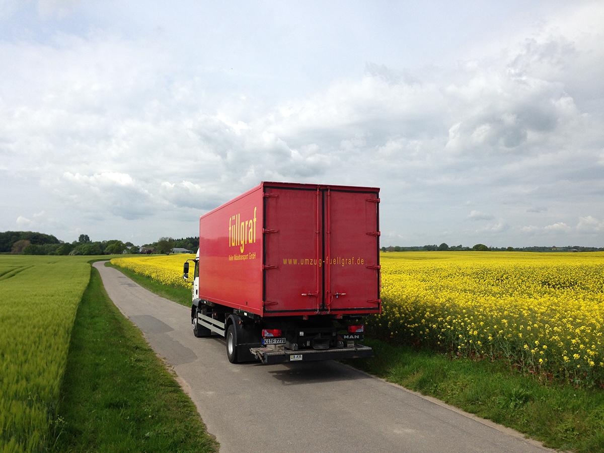 Rapsblüte Schleswig-Holstein SH Felder Landschaftsfotografie Landschaft